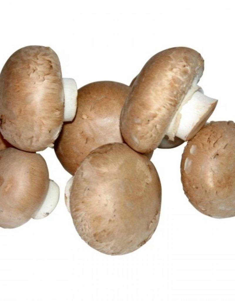 BocoBoco - maître fruitier Champignons Portobello (3 ou 4) (environ 225gr)