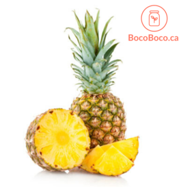 Distributeurs de fruits Ananas Gold - biologique