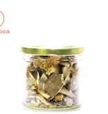 Morille Québec  Mélange de champignons séchés (25 gr et 68 gr)