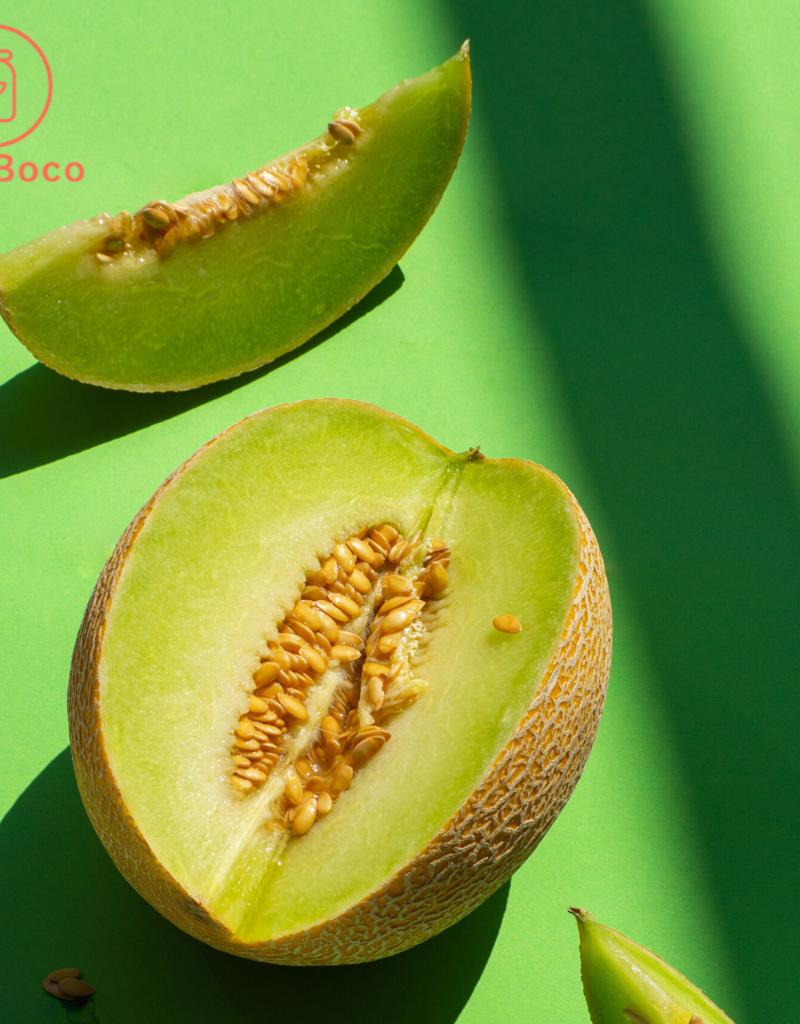 Distributeurs de fruits Melon Miel - Biologique