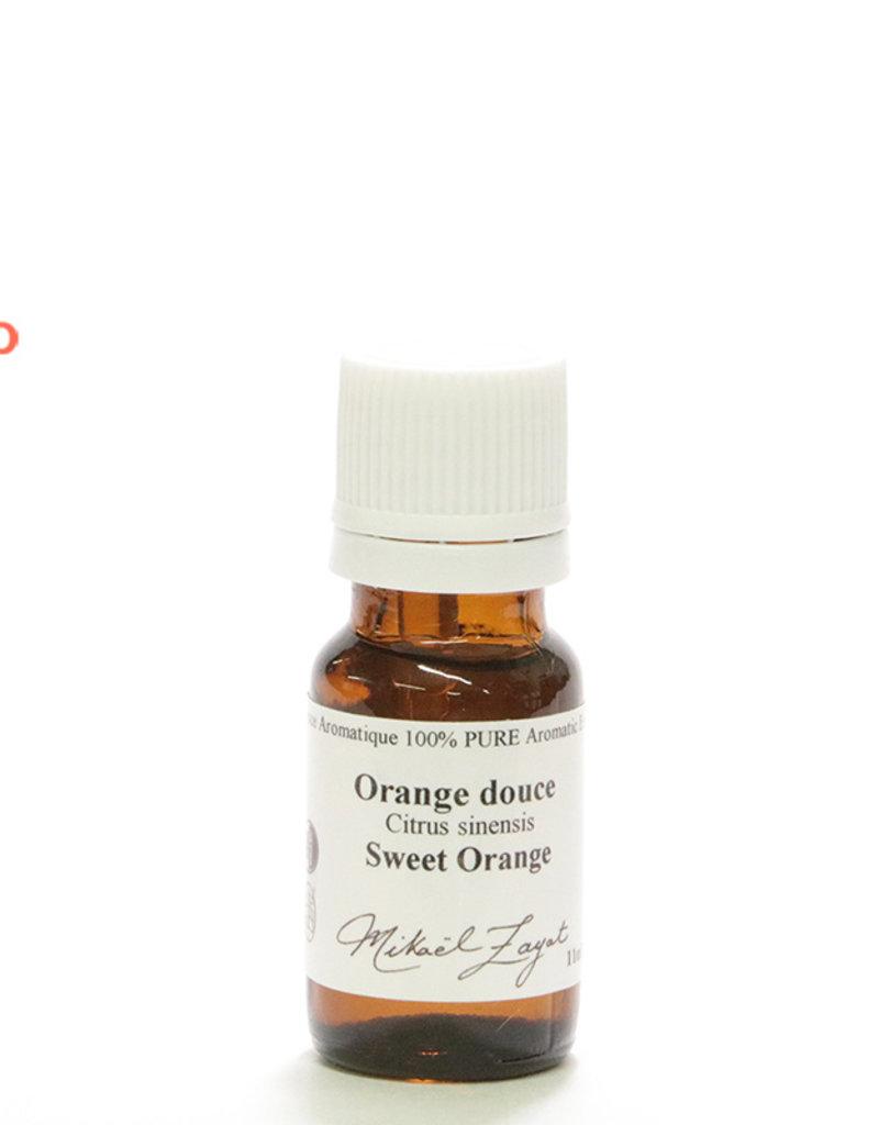 Zayat Aroma Inc. Huile Essentielle d'Orange douce biologique Mexique (11ml)