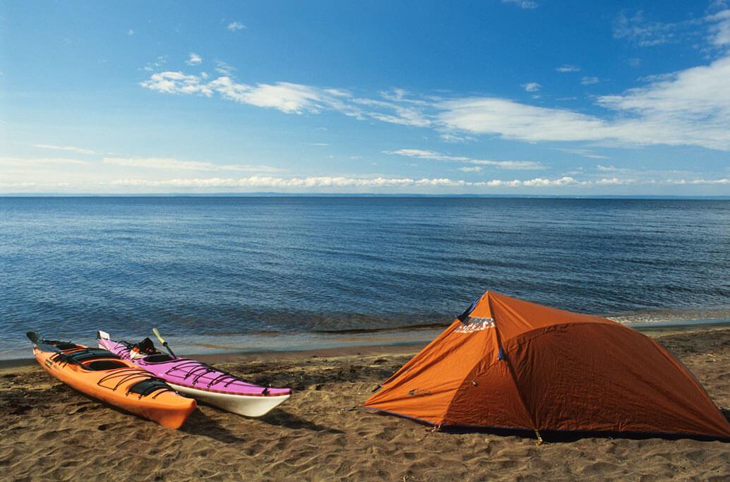 BocoBoco recommande le parc national de la Pointe Taillon