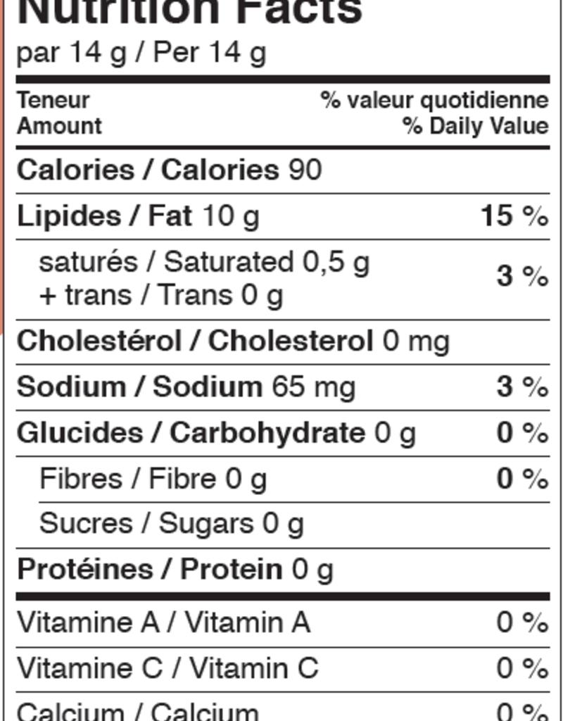 Aliments Mi Corazon Mayonnaise végétalienne Chipotle (250 ml)