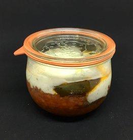 Bocobistro Moussaka Végétarienne aux lentilles (375 gr)