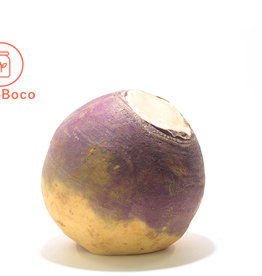 BocoBoco - maître fruitier Rutabaga biologique du Québec, lot de 2 (1lb +)
