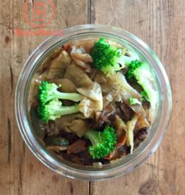 Bocobistro Boeuf sauté à l'asiatique, riz basmati et légumes (375 ml)