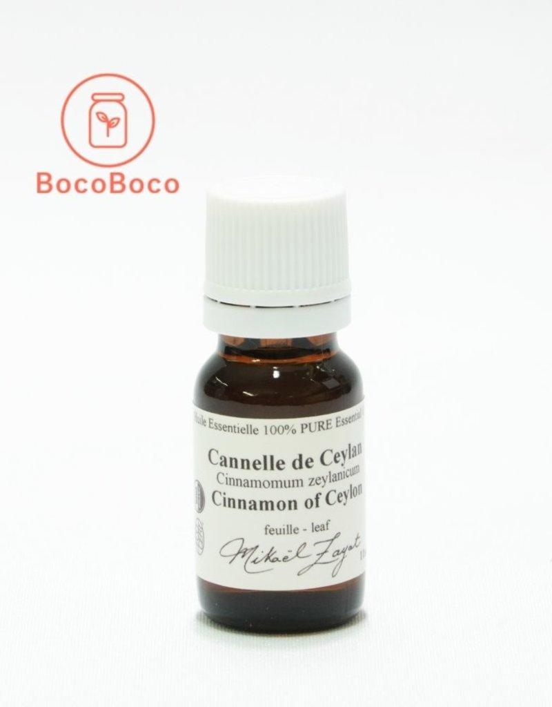 Zayat Aroma Inc. Huile essentielle - cannelle biologique (11 ml)