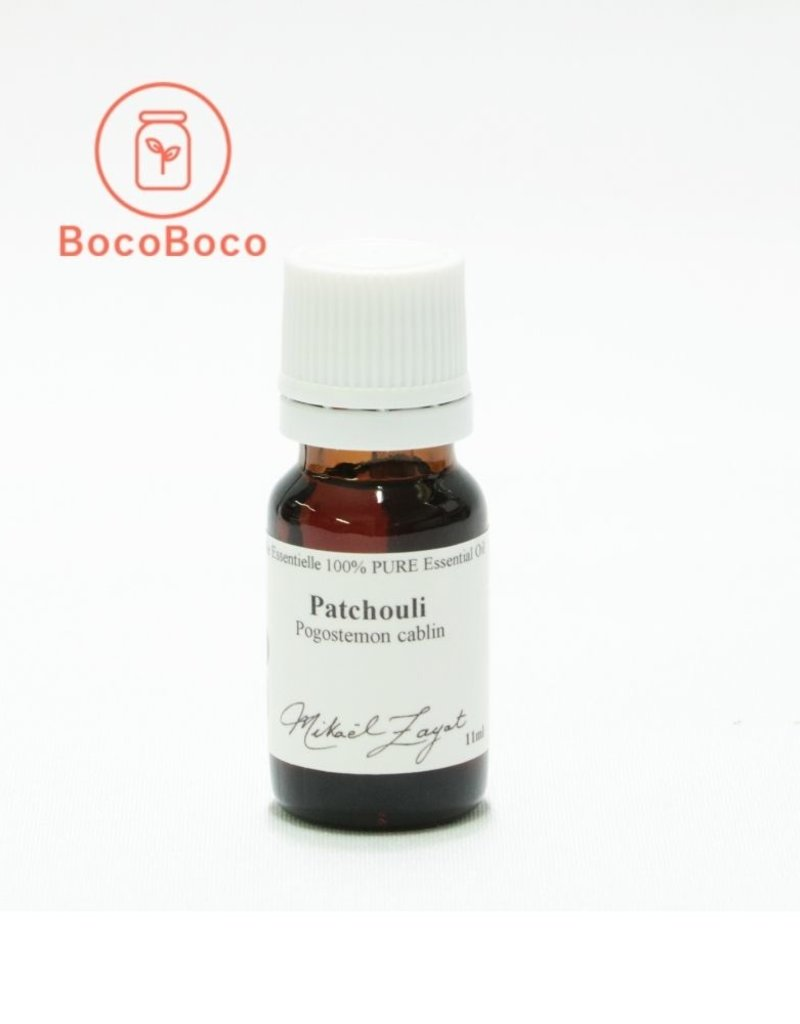 Zayat Aroma Inc. Huile essentielle - patchouli biologique (11 ml)