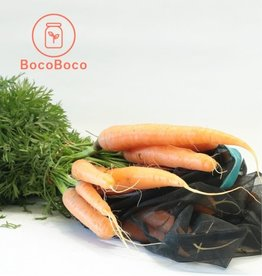 Les Jardins de Stéphanie Carottes nouvelle récolte (1 bunch - 10-12 carottes)