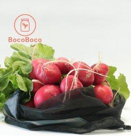 BocoBoco - maître fruitier Radis rouges biologiques du Québec (la bunch)