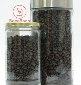 Distribution Équitable - cafés équitables Café El Palto corsé - 100% arabica - en grains - Biologique (200gr et 600gr)