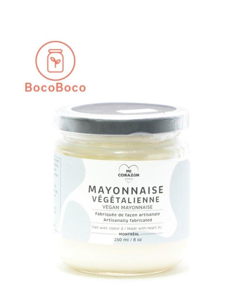 Les Aliments Mi Corazon Mayonnaise végétalienne Nature (250 mL)