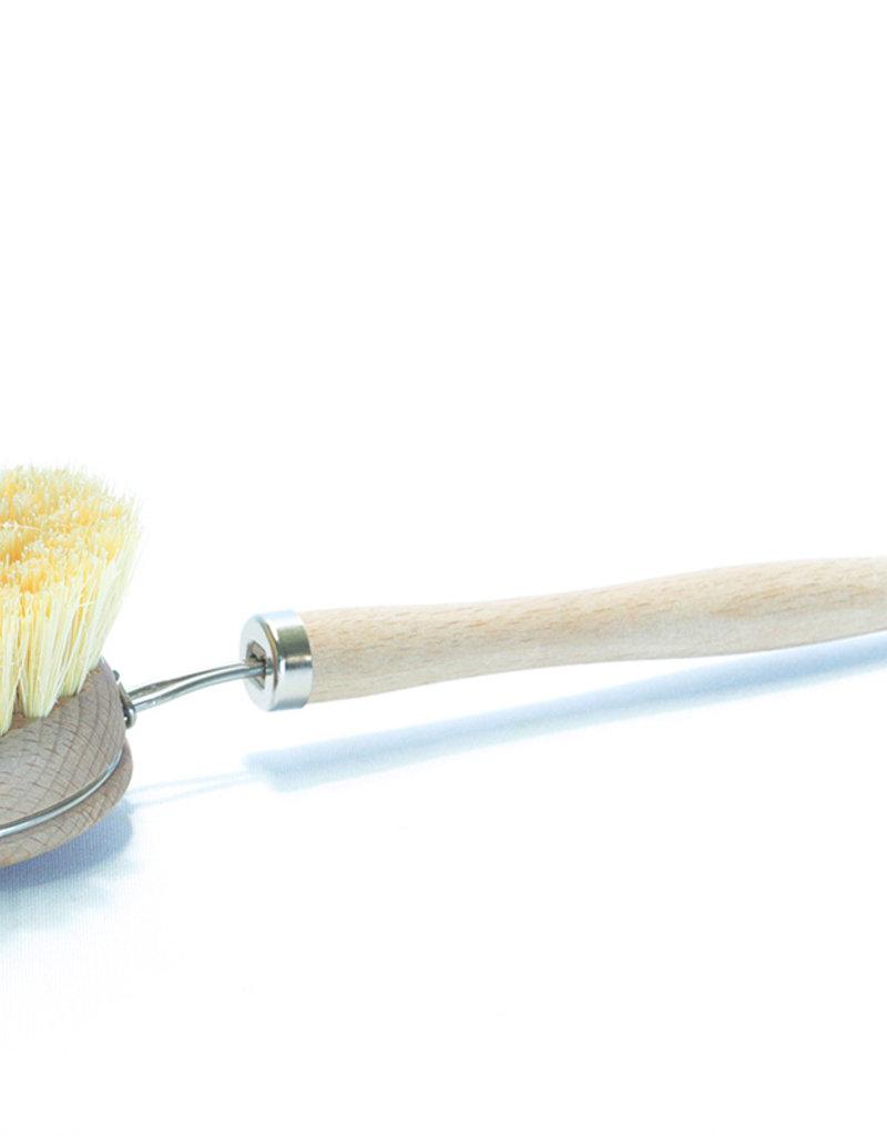 Blum Distribution Brosse vaisselle bois/tampico