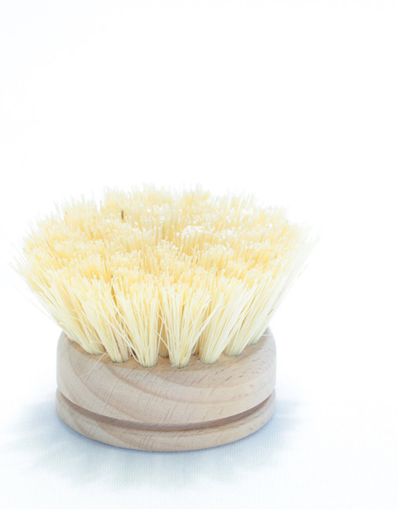 Blum Distribution Brosse vaisselle bois/tampico - recharge