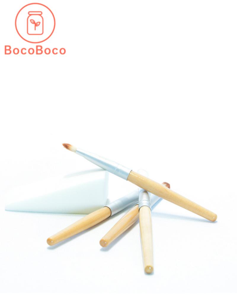 Set applicateurs en bambou