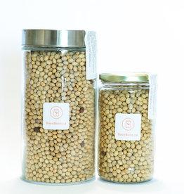 Genesis food Fèves de soya 45% de protéines ( 550gr et 1,3kg)