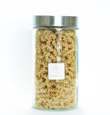 Tootsi Impex Pâtes Fusilli blé blanc - Biologique (  250gr et 600gr)