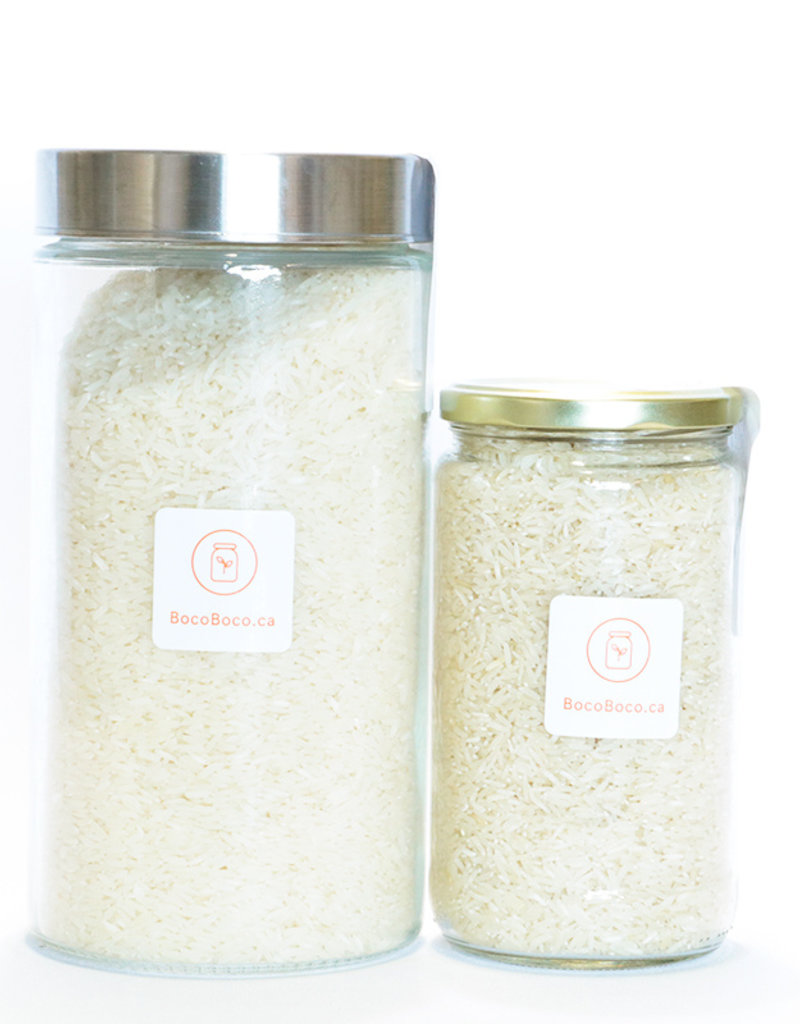 Genesis food Riz arborio blanc - Biologique (600gr et 1.5kg)