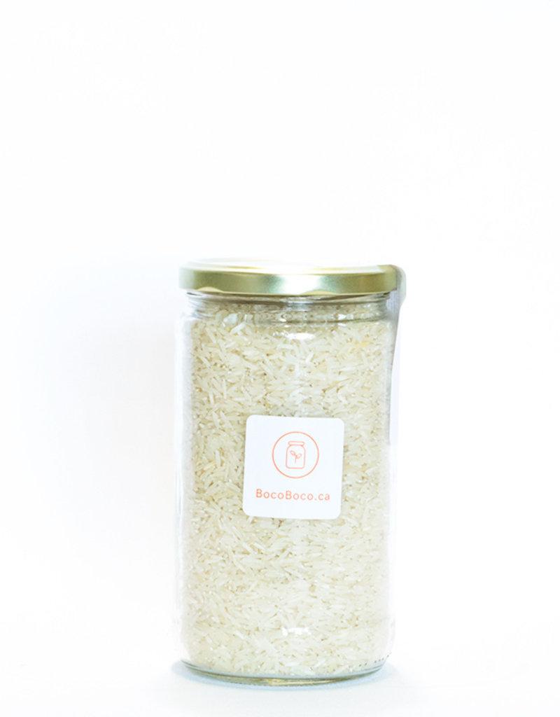 Genesis food Riz arborio blanc - Biologique (575gr et 1.5kg)