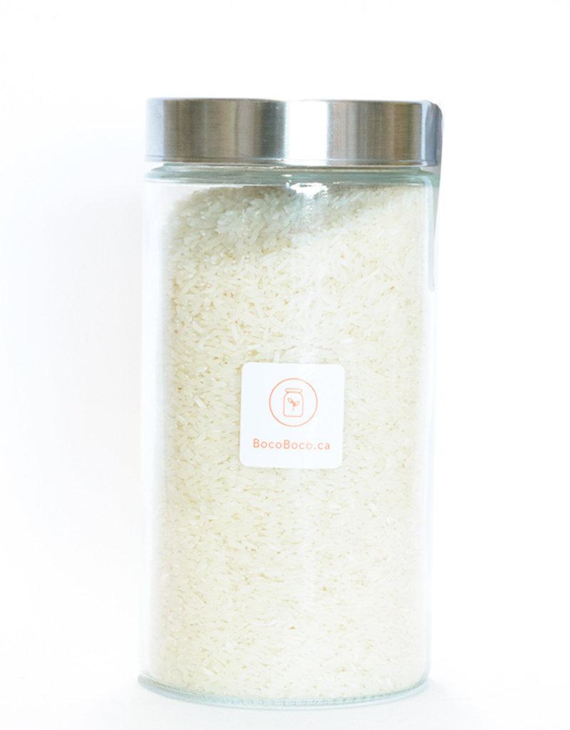 Genesis food Riz basmati blanc - Biologique (550 gr et 1300 gr)