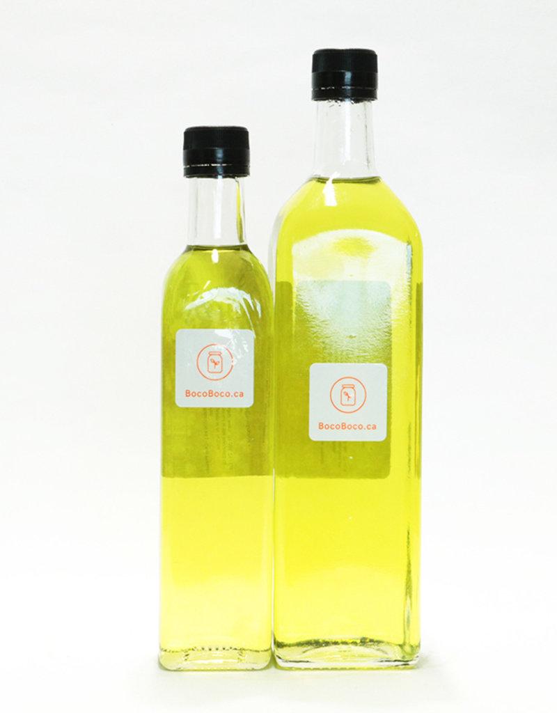 Olive Pressée Huile de pépin de raisin - Italie (250ml, 500ml et 1L)