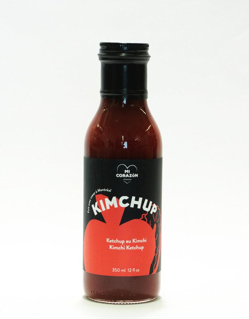 Aliments Mi Corazon Kimchup (Ketchup Kimchi) (350 mL)