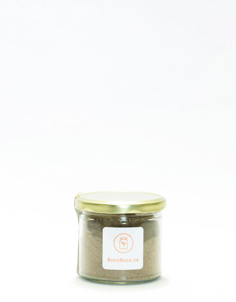 Umano Poivre noir moulu - Fairtrade (100 gr)