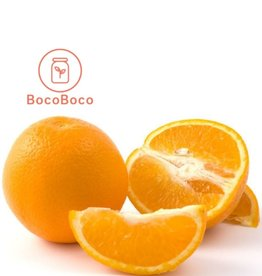 BocoBoco - maître fruitier Oranges Valence - Biologiques, moyennes/grosses (lot de 3)