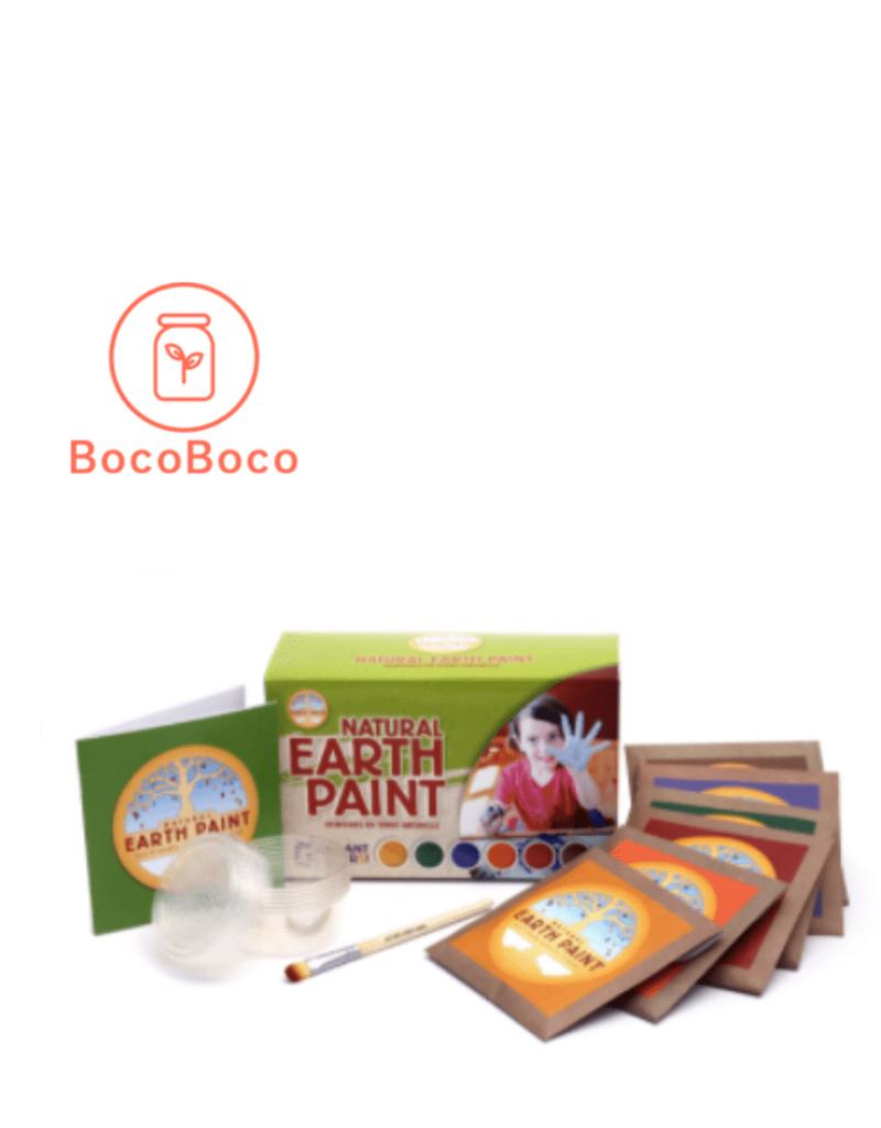 Kit peinture pour enfants - 6 couleurs