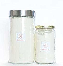 Coop Agrobio du Québec Farine de blé blanche non blanchie tamisée (450gr et 1kg)