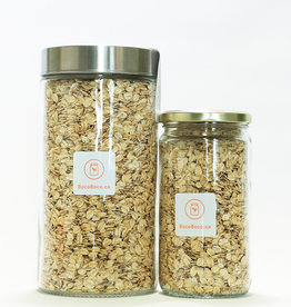 Genesis food Flocons d'avoine biologiques (350gr et 800gr)
