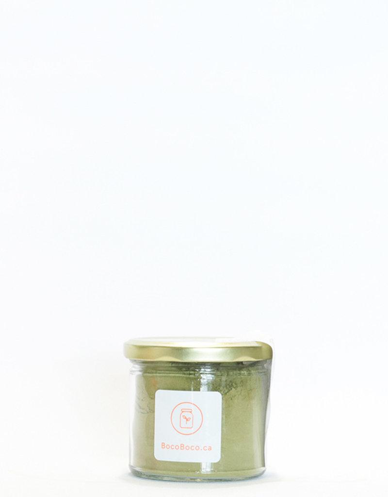 Tootsi Impex Poudre de feuilles de Stévia (100 gr)