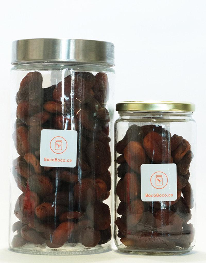 Genesis food Abricots secs entiers - Biologique