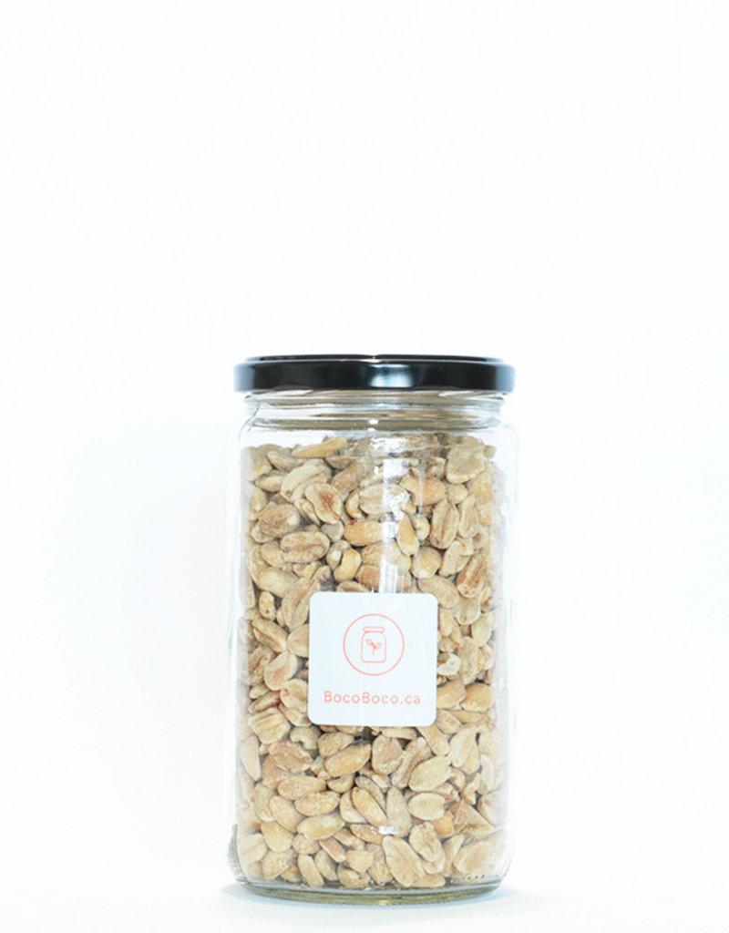 Tootsi Impex Arachides rôties à sec split (400gr)