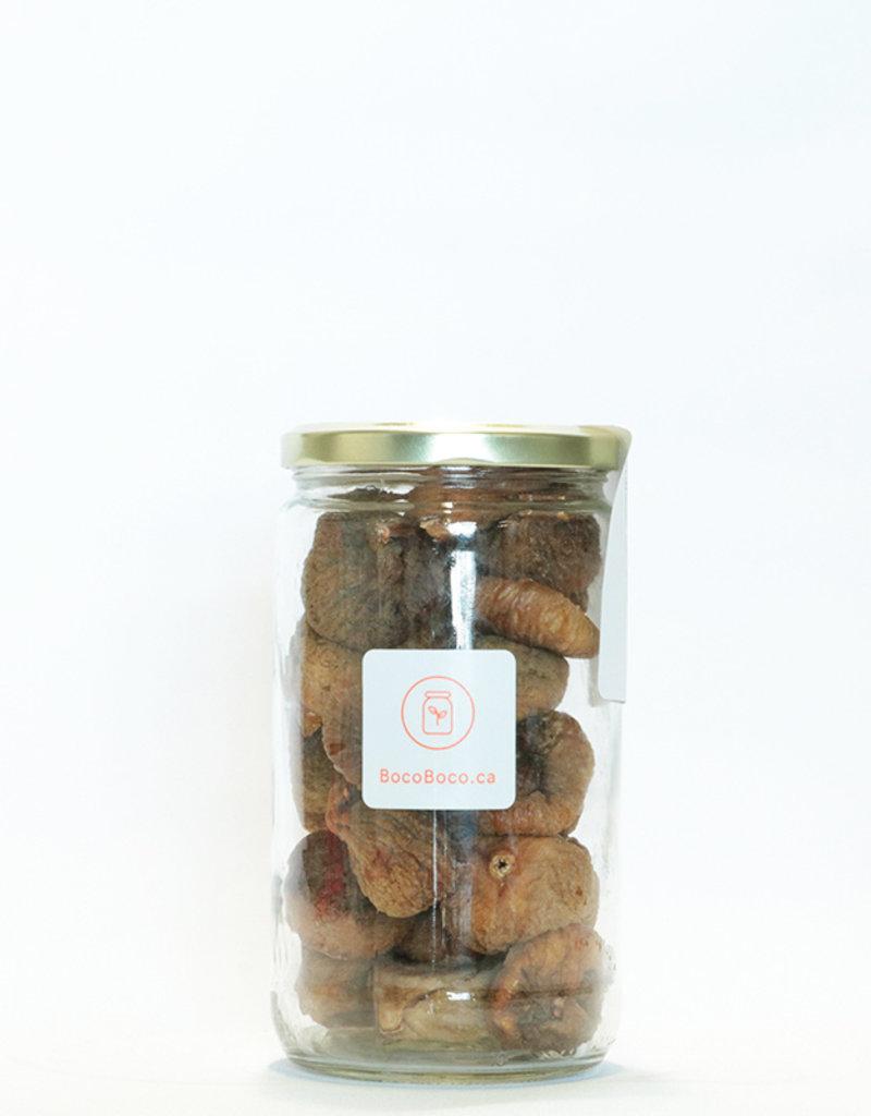 Genesis food Figues naturelles (400 gr)
