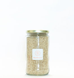 Genesis food Graines de sésame naturelles (400gr)