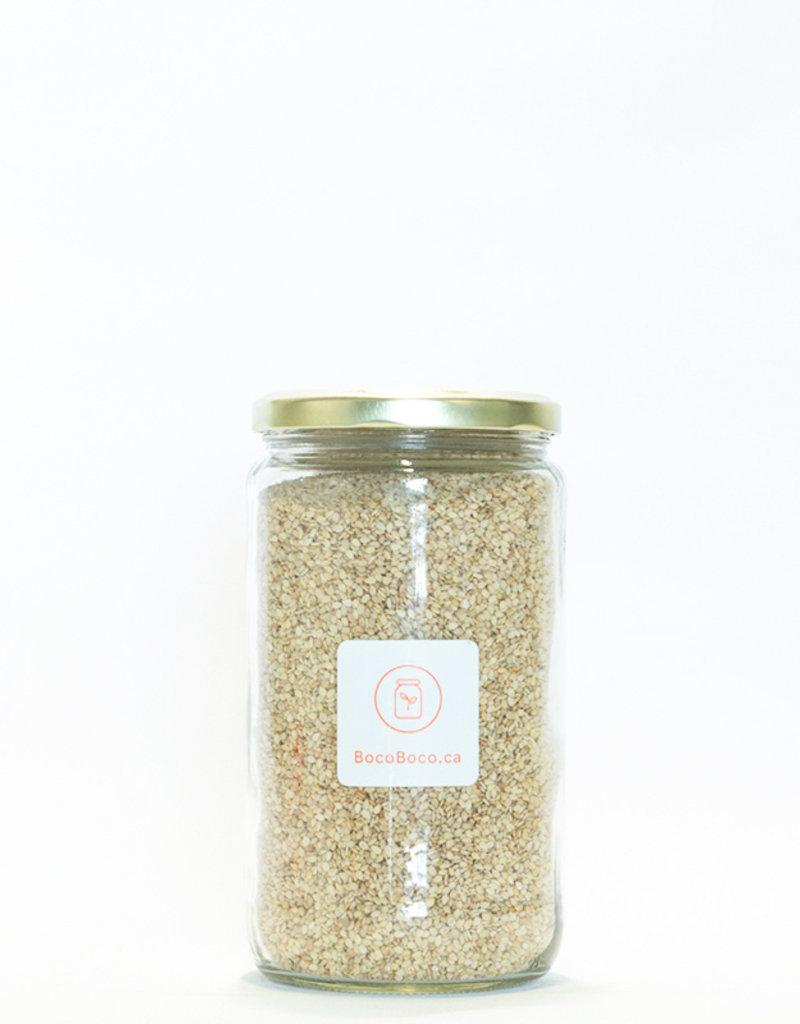 Tootsi Impex Graines de sésame naturelles (150gr et 450gr)