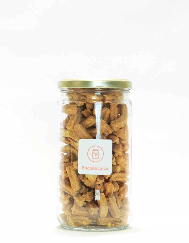 Tootsi Impex Bâtonnets de soya miel et moutarde (200gr et 500 gr)