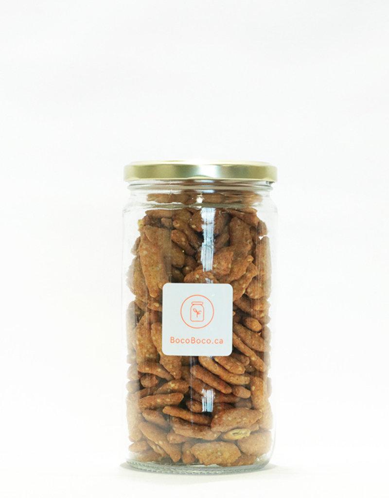 Tootsi Impex Bâtons de sésame salés (250gr)