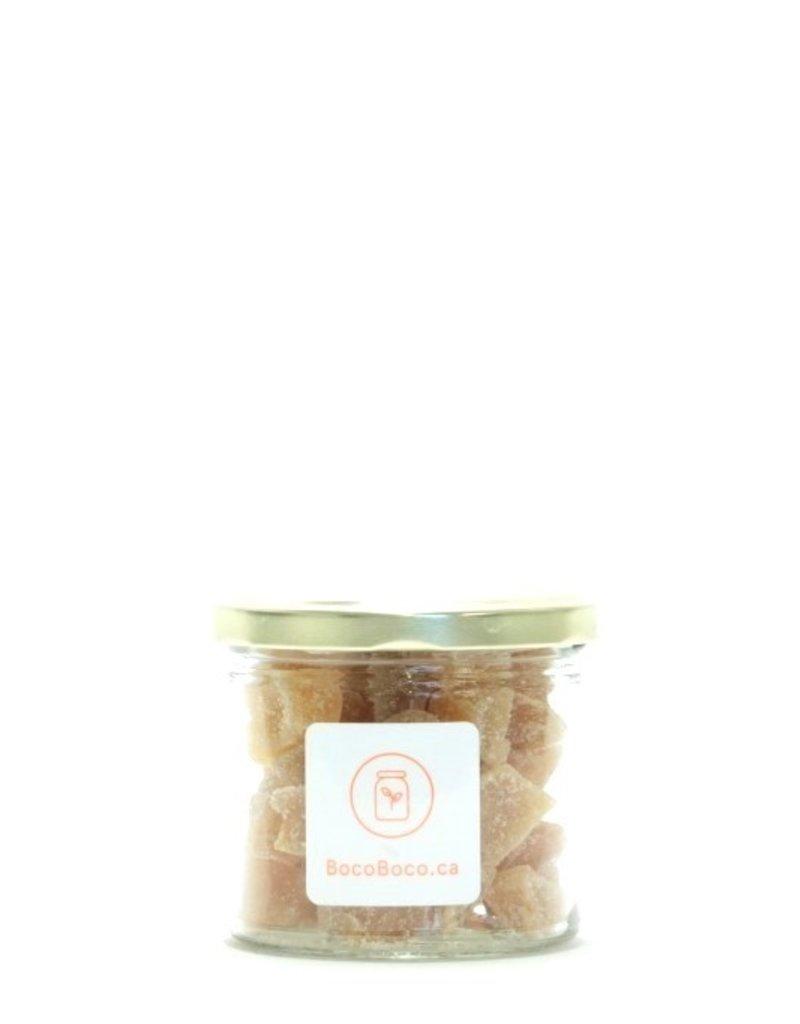 Umano Cubes de gingembre confit (150 gr et 425 gr)