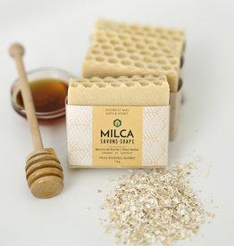 Les Savons Milca Savon Avoine et miel - inodore