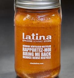 Latina - sauces et soupes prêt-à déguster Soupe Gaspacho (900 ml)