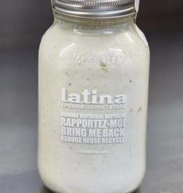 Latina Sauce Alfredo (900 ml)
