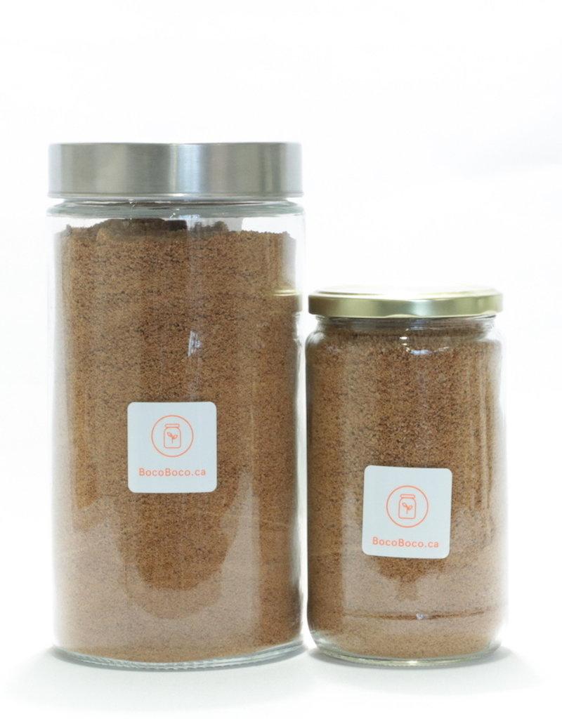 Genesis food Sucre de noix de coco (500 gr et 1kg)