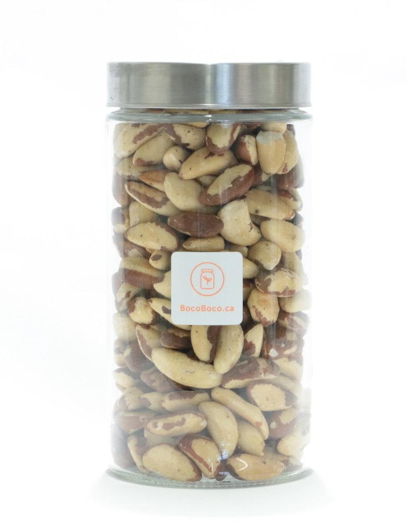Genesis food Noix du Brésil (400 gr et 1 kg) - Biologique