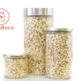 Coop Agrobio du Québec Flocons d'avoine frais bio (350 gr)