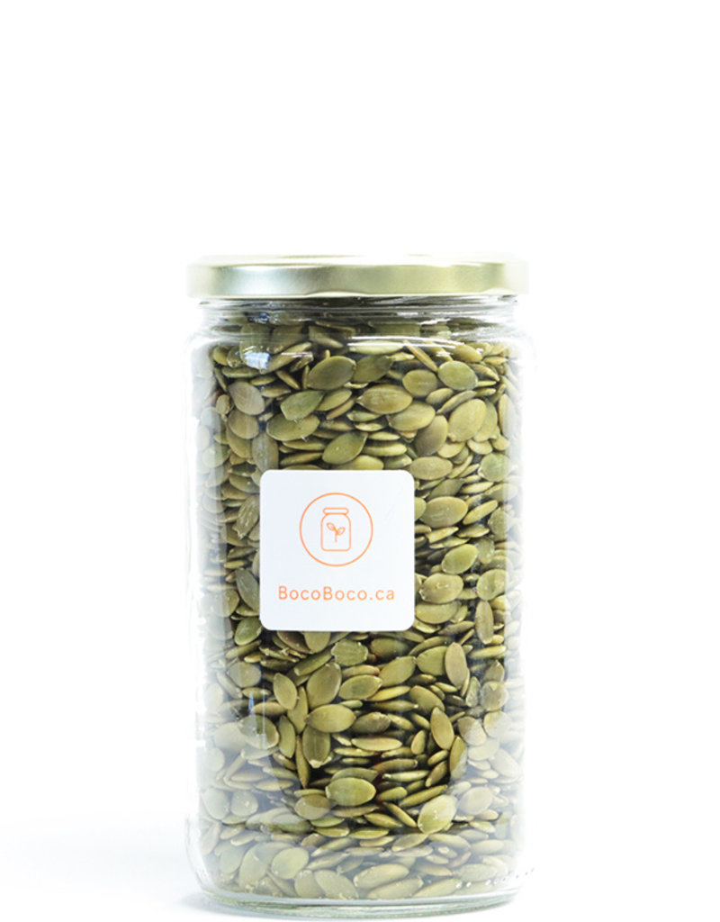 Tootsi Impex Graines de citrouille shine skin AA - Biologique - (475gr et  1 kg)