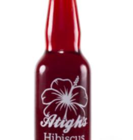 Atighs - Jus d'hibiscus Jus d'hibiscus biologique et équitable