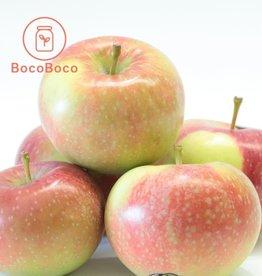BocoBoco - maître fruitier Pommes biologiques du Québec (Paulared ou Mcintosh), lot de 5