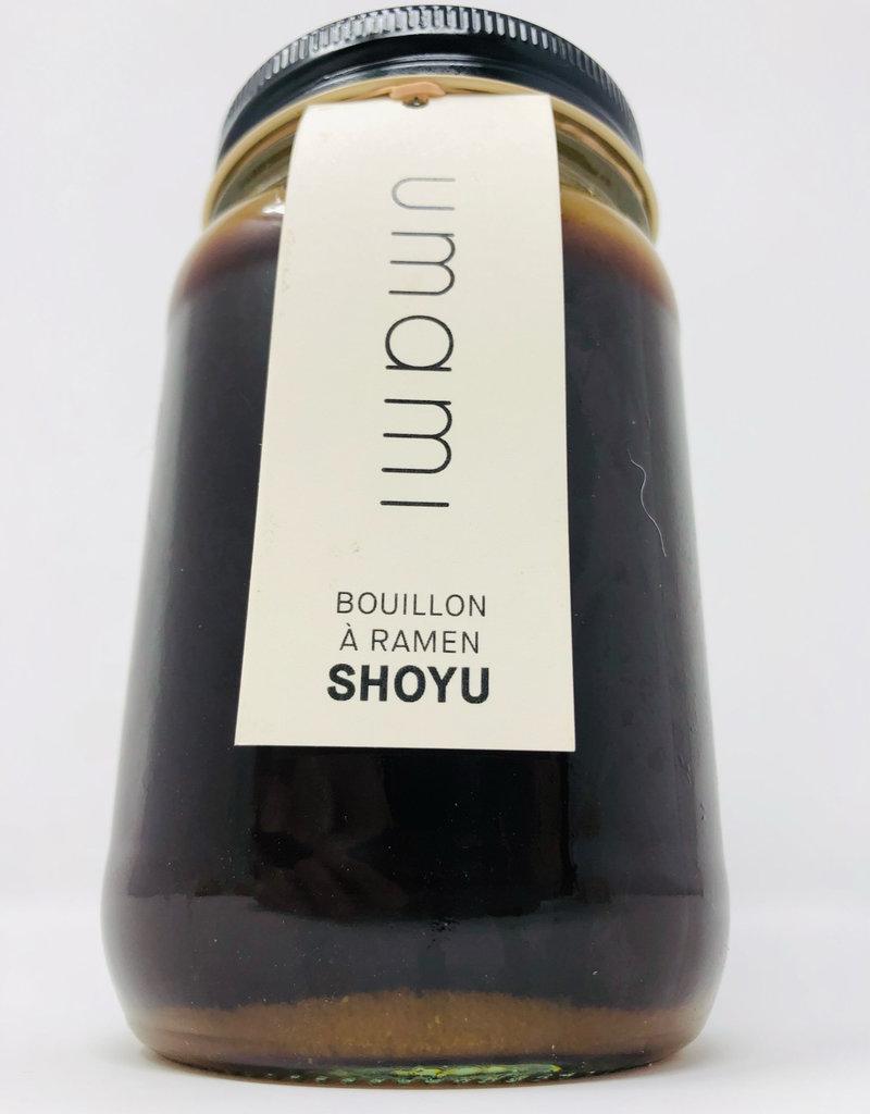 Umami Ramen & Izakaya Bouillon ramen - Shoyu